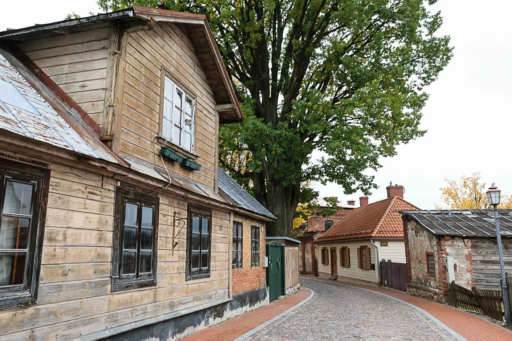Cesis Old Town