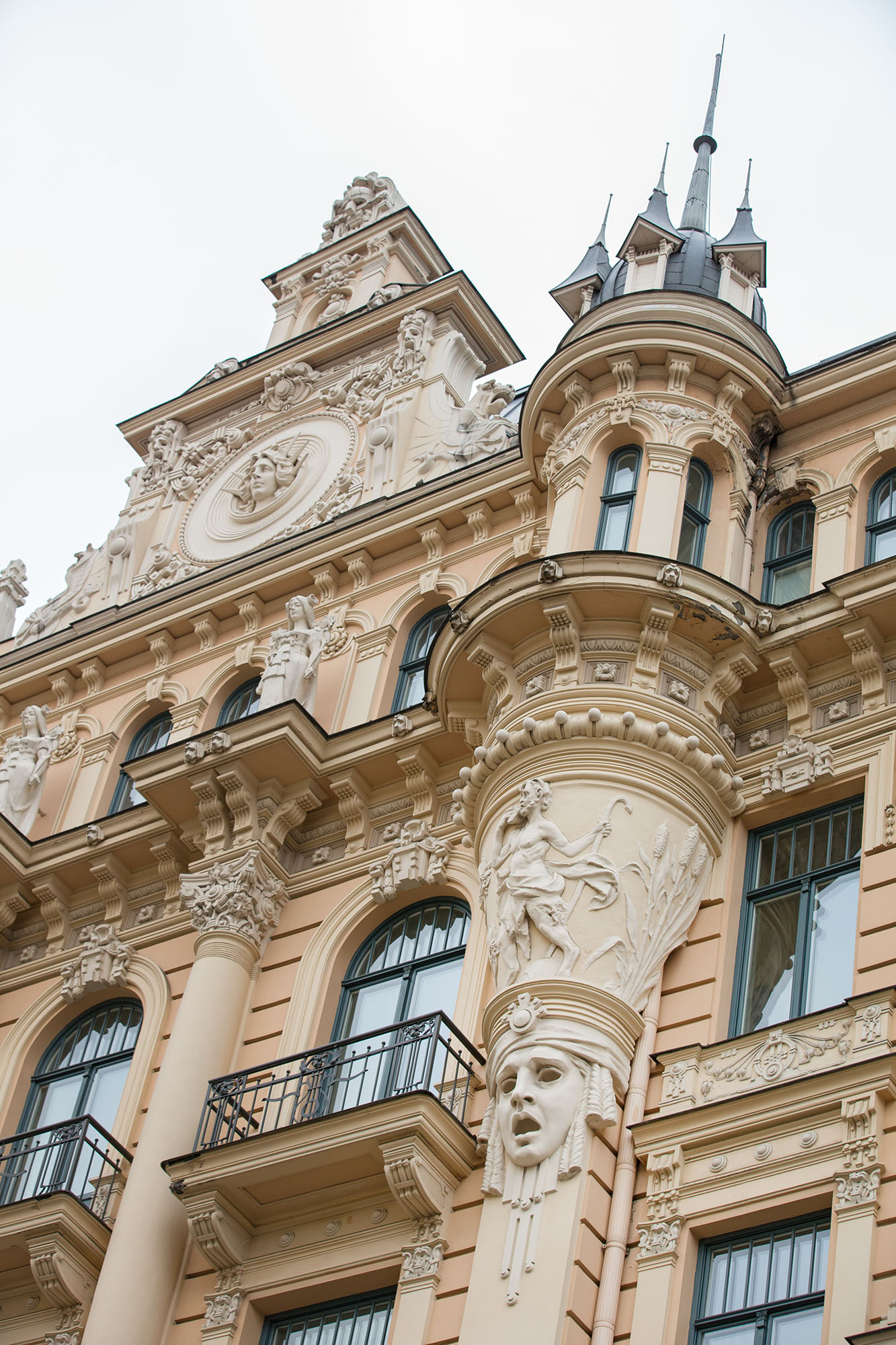 Riga Art Nouveau Walking Tour
