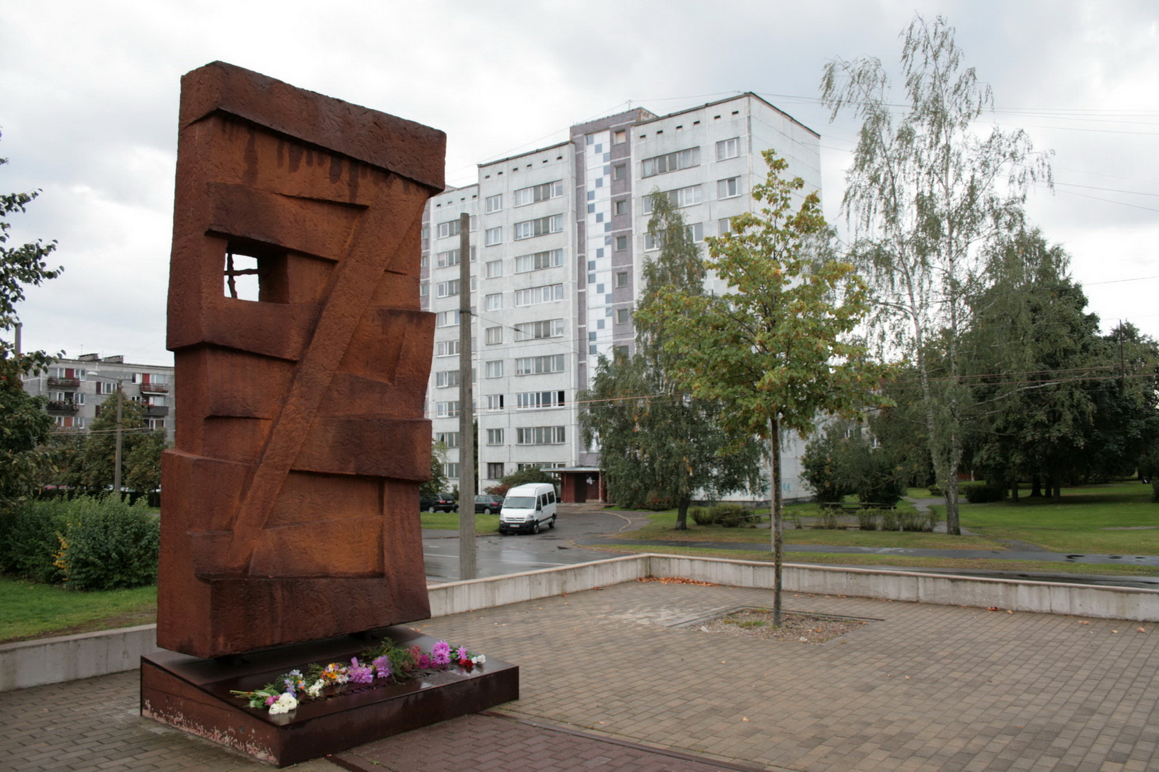 Behind The Iron Curtain- Soviet Time Suburbs of Riga